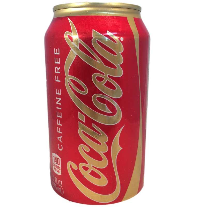 Coca-cola koffeinfri - 49% rabatt