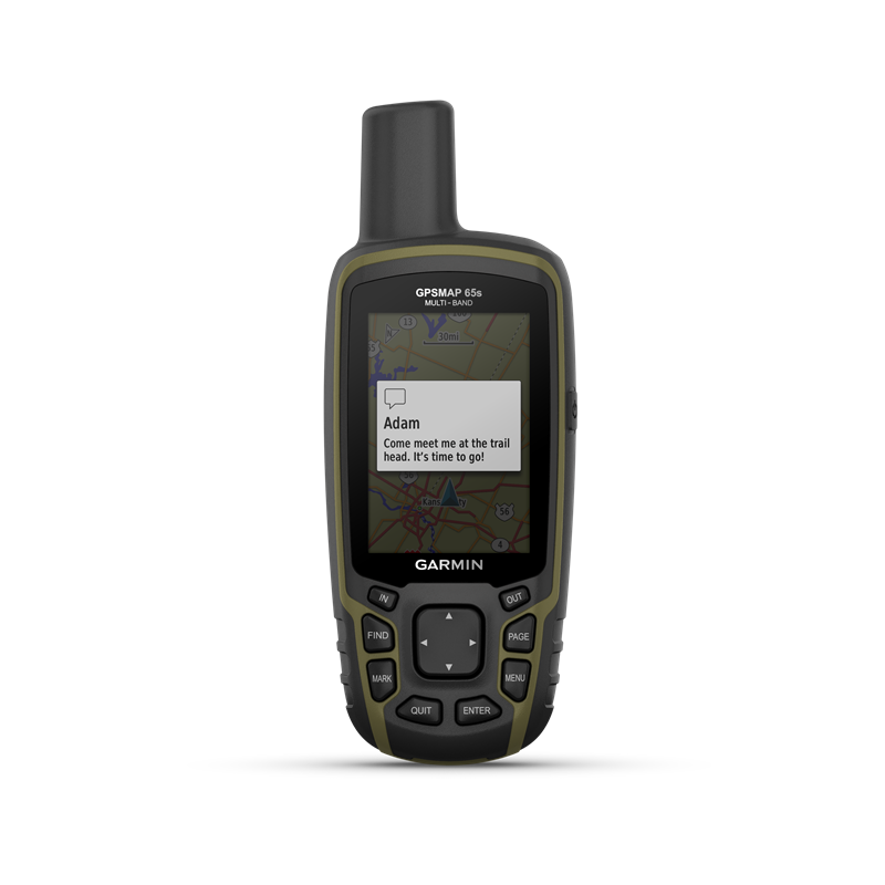 Garmin GPSMAP® 65s Håndholdt GPS