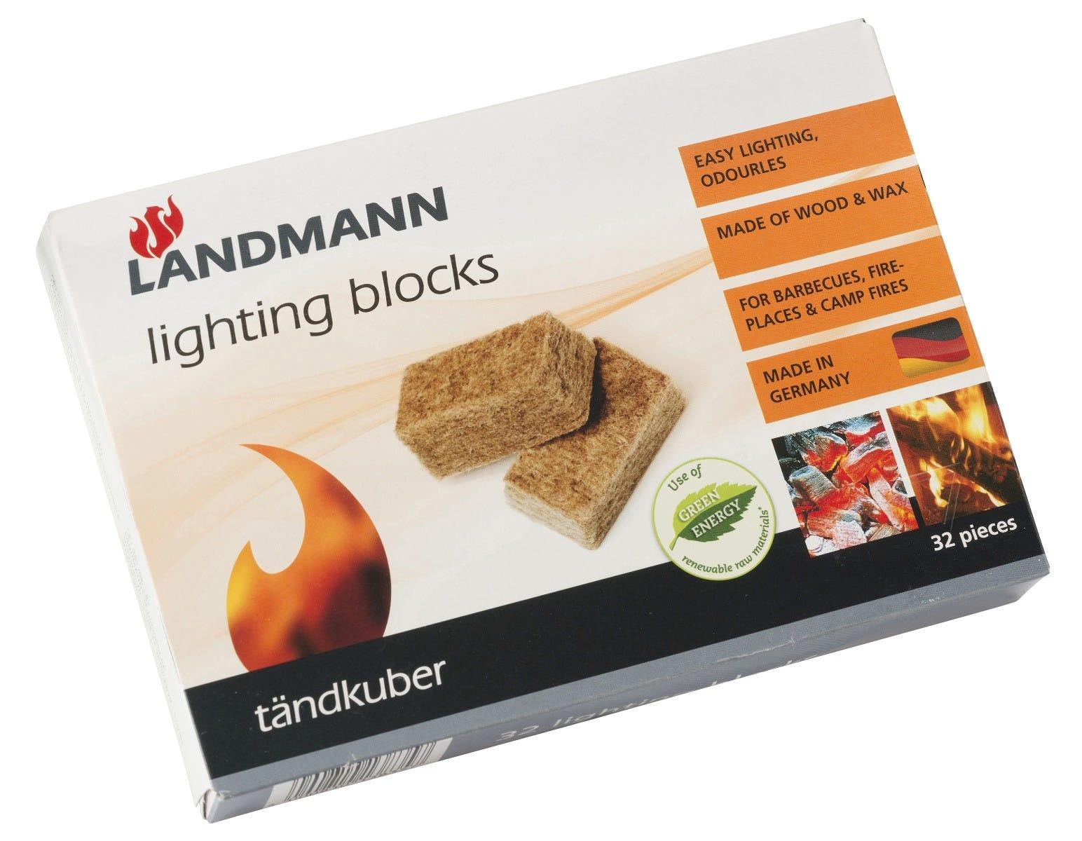 Landmann Tennbriketter Green Power 32st