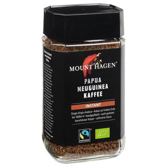 Mount Hagen Snabbkaffe Papua New Guinea, 100 g