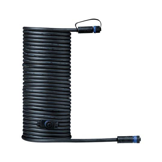 Paulmann Plug & Shine 93928-kaapeli 10m 1 in/2 out