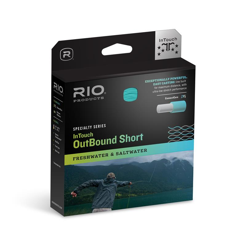Rio InTouch Outbound Short WF #8 Flyt/Intermediate