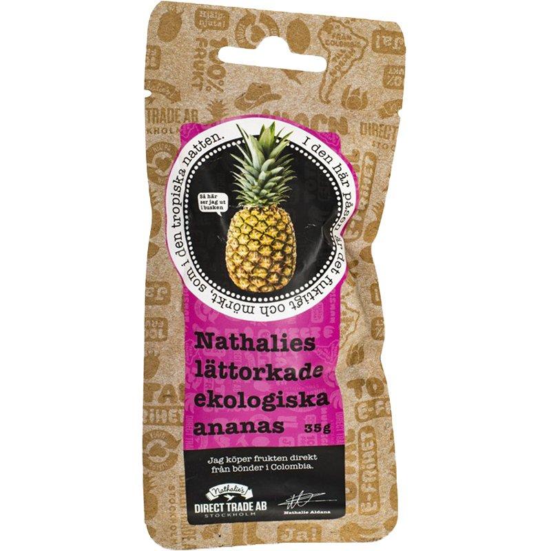 Kuivattu Ananas 35g - 67% alennus