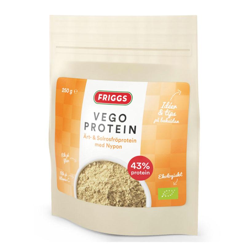 Protein Vegetabiliskt 250g - 81% rabatt