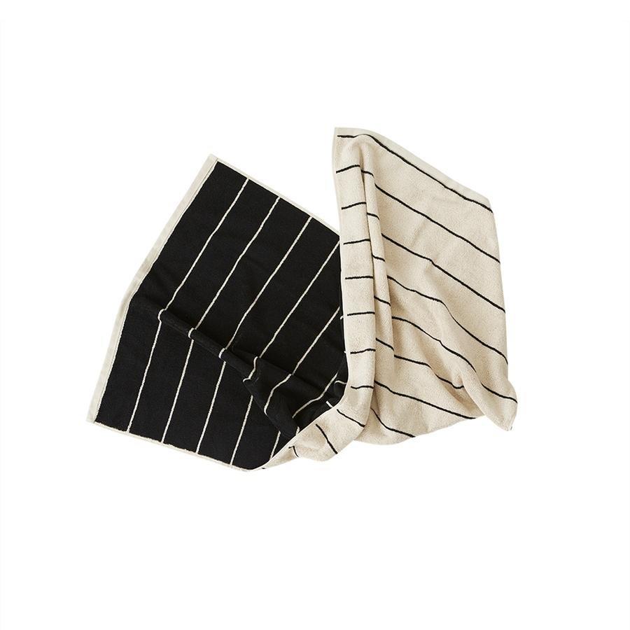 OYOY Living - Raita Organic Towel - 50x100 cm - Clay