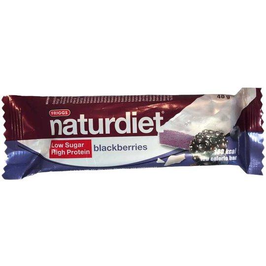 Naturdiet mealbar blackberries - 70% rabatt