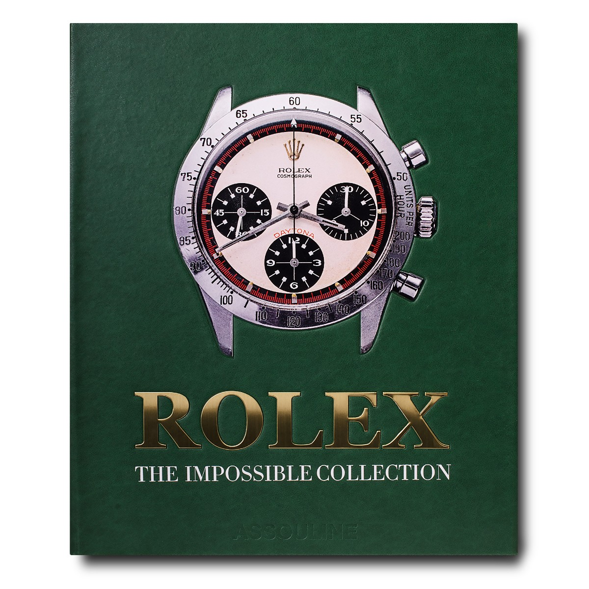Assouline | Rolex The Impossible Collection