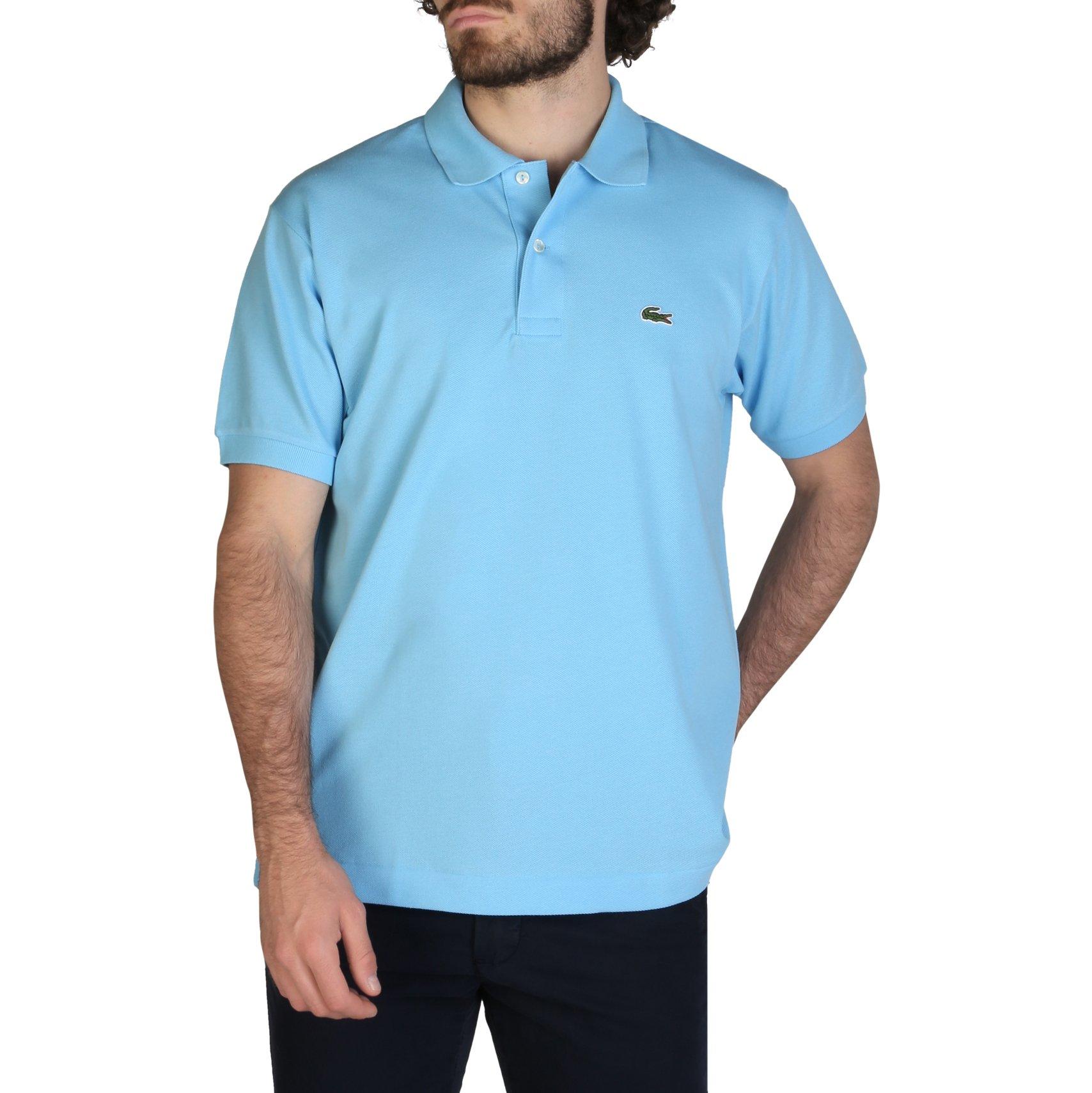 Lacoste Men's Polo Shirt Various Colours L1212_REGULAR - blue-5 S