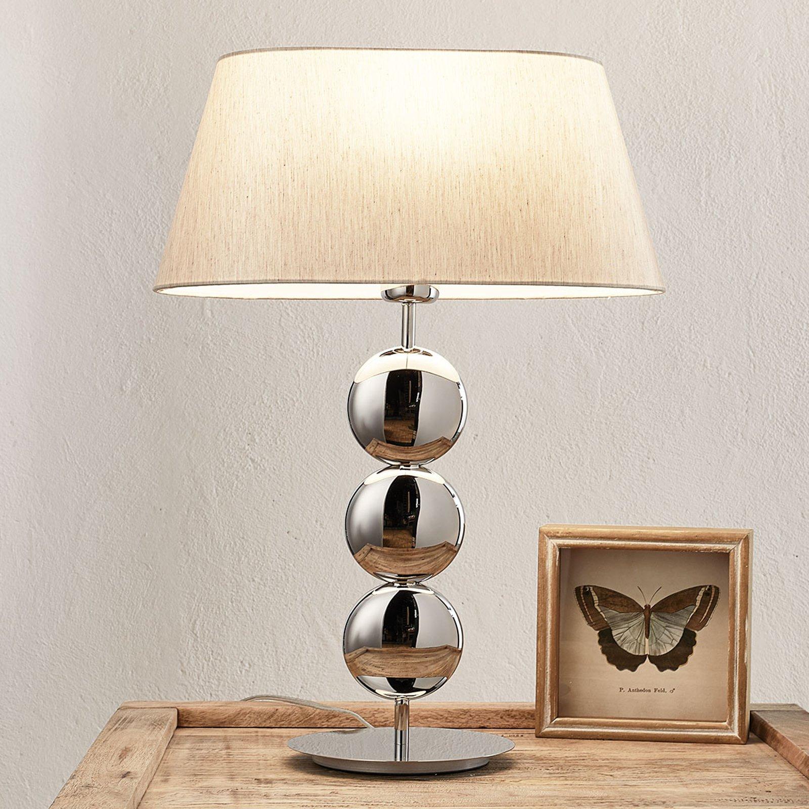 Villeroy & Boch Sofia - bordlampe, fot sølv