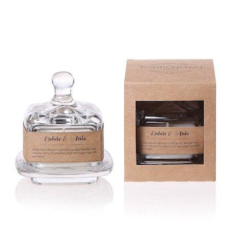 Kryddskafferiet Duftlys Enebær & Anis