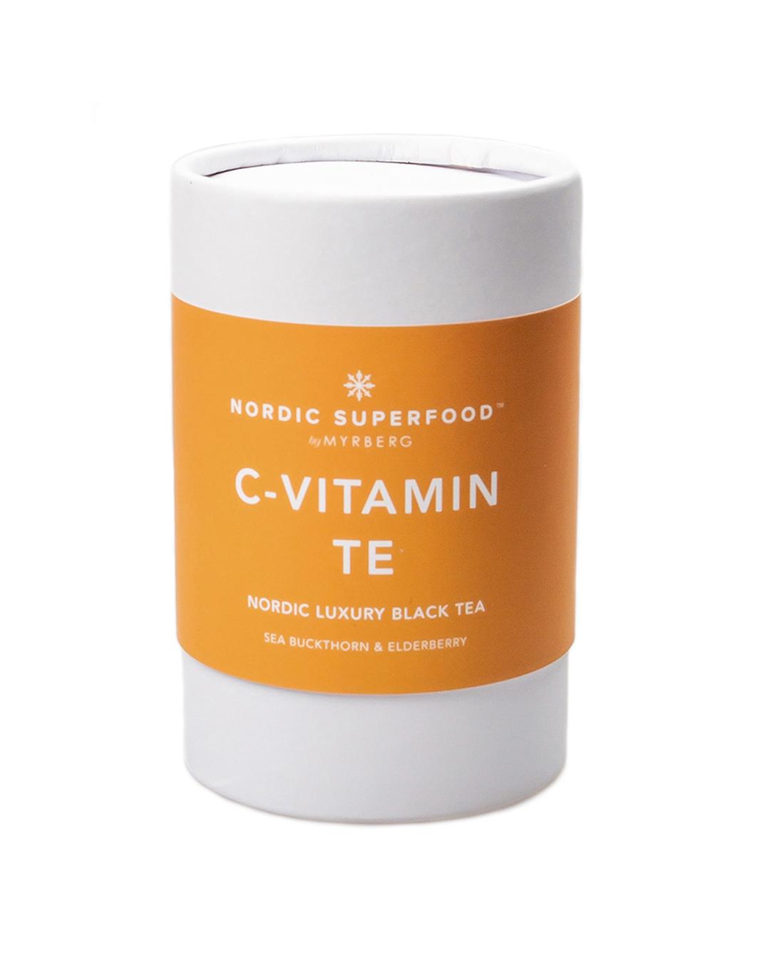 Nordic Superfood - Tea C vitamin 80 g