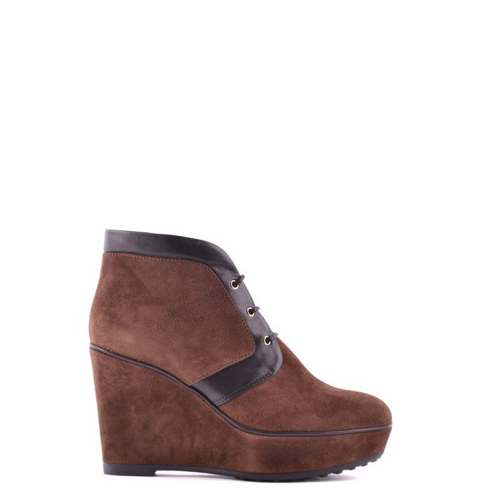 Tod`s Women's Boots Brown 188811 - brown 39