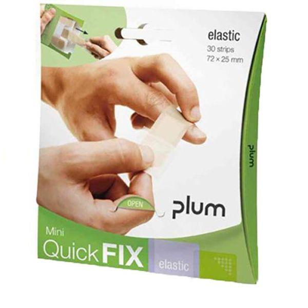 Plum QuickFix Mini Plasterdispenser liten, inkl. 30 plaster