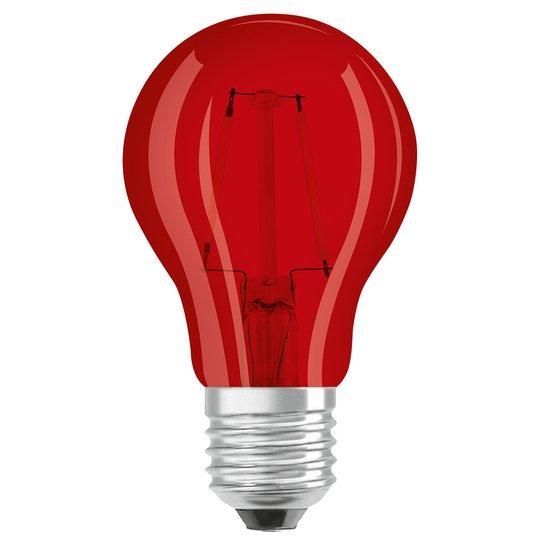 OSRAM-LED-lamppu E27 Star Décor Cla A 2,5W