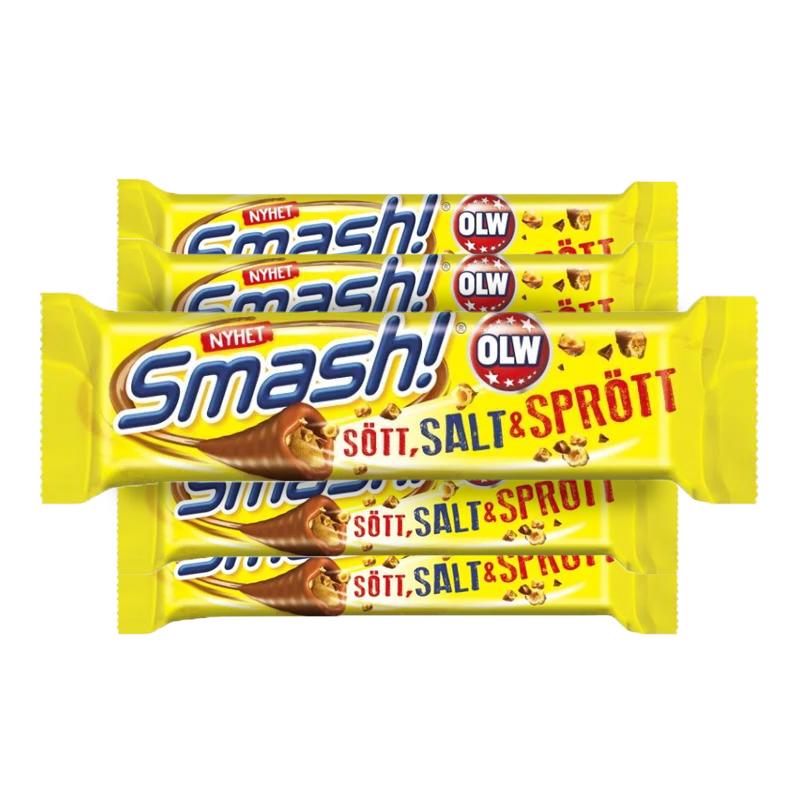 Smash 5-pack - 82% rabatt