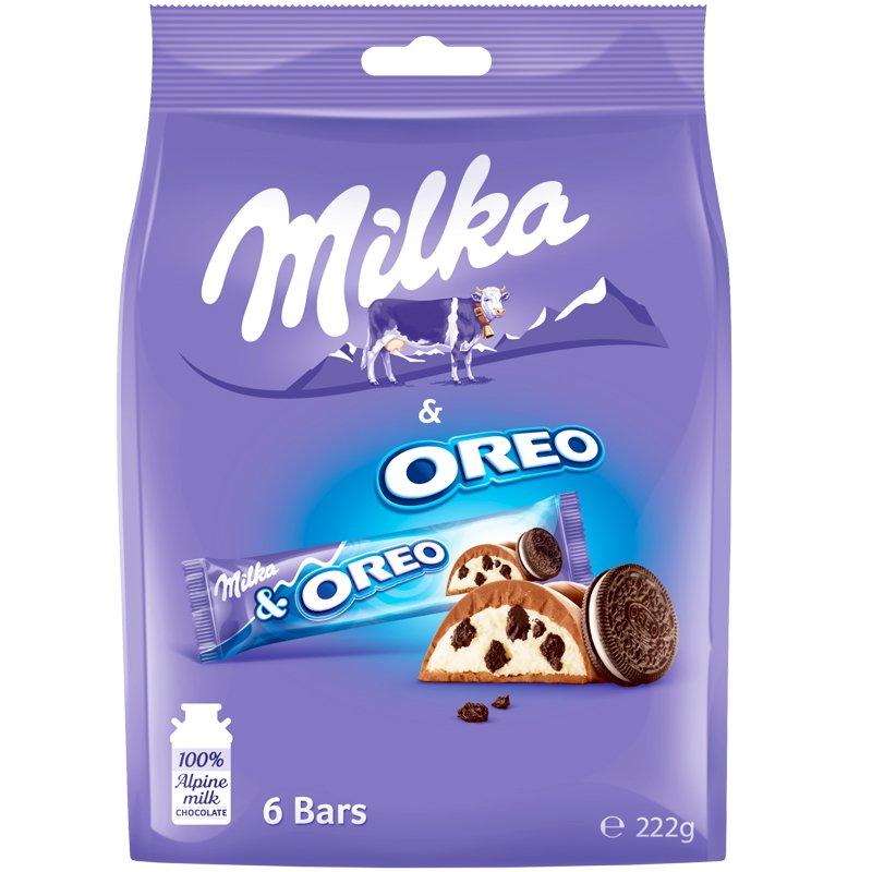 Mjölkchoklad Oreo - 42% rabatt