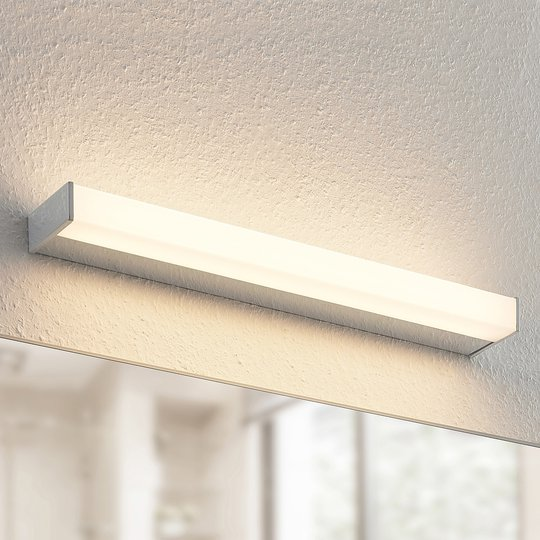 Arcchio Djamal -LED-seinävalaisin, IP44, 53 cm