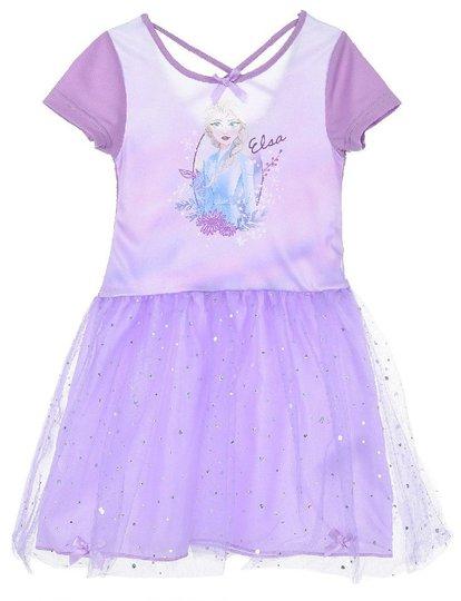 Disney Frozen Kjole, White, 8 År