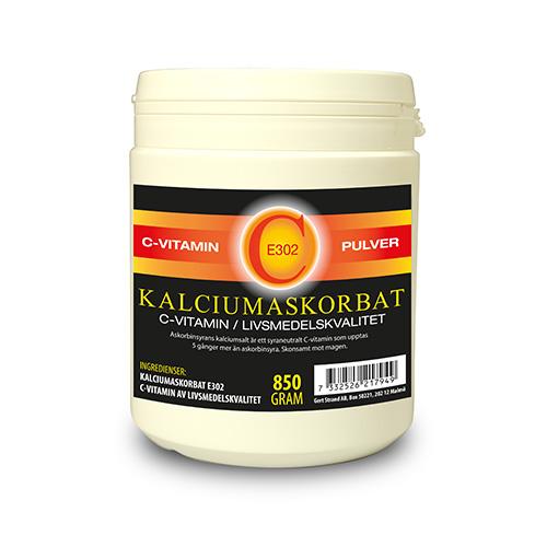Kalciumaskorbat C vitamin 850 g