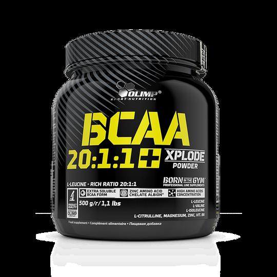 BCAA Xplode 20:1:1, 500 g