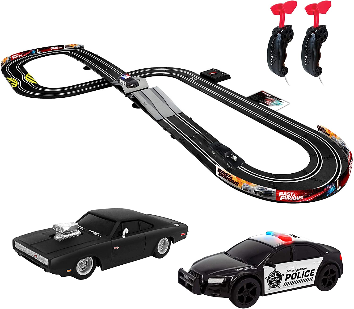 Fast and Furious - Ultimate Speed - Racertrack 4,2 m (I-105022FF)