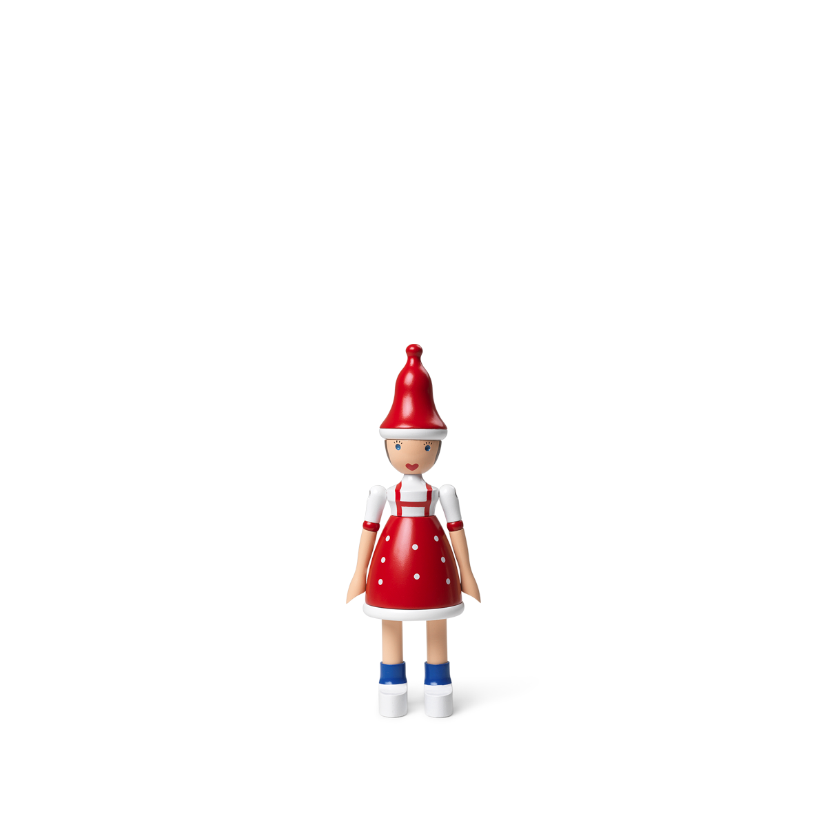 Kay Bojesen - Christmas Lise - Red/Blue/White (39437)