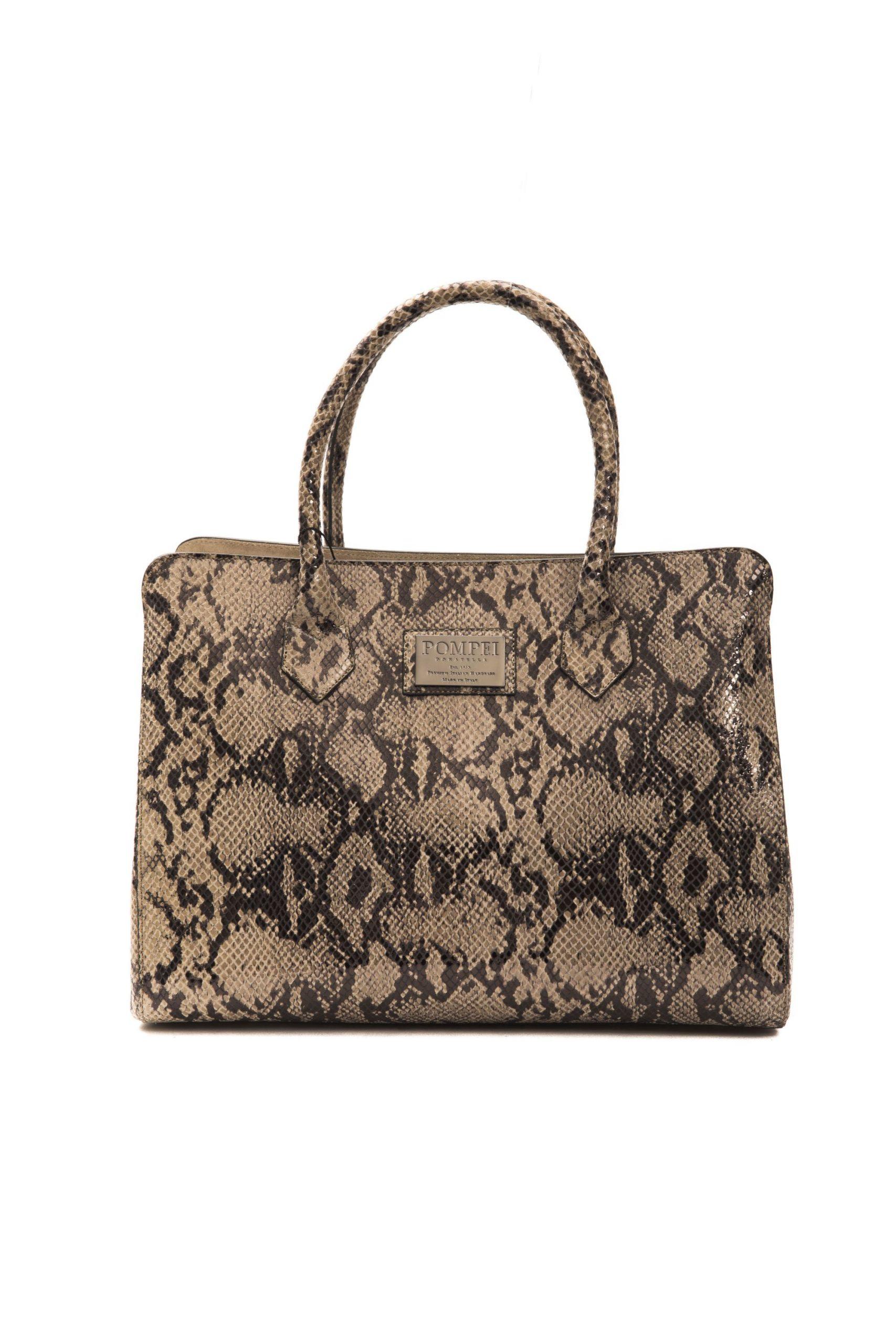 Pompei Donatella Women's Handbag Brown PO667810