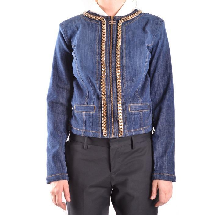 Elisabetta Franchi Women's Blazer Blue 161204 - blue 46