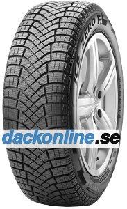 Pirelli Ice Zero FR runflat ( 225/55 R17 97H RF, Nordiska vinterdäck, runflat )