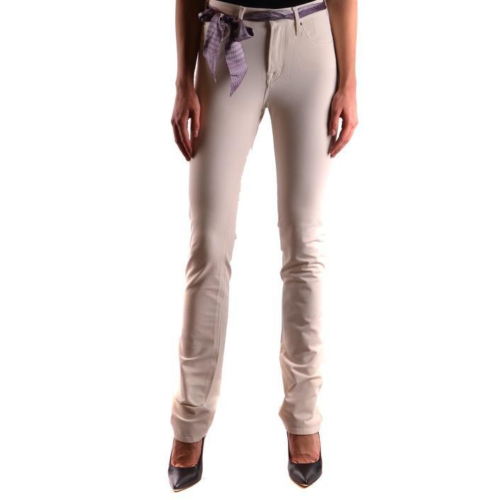 Jacob Cohen Women's Trouser White 187011 - white 27