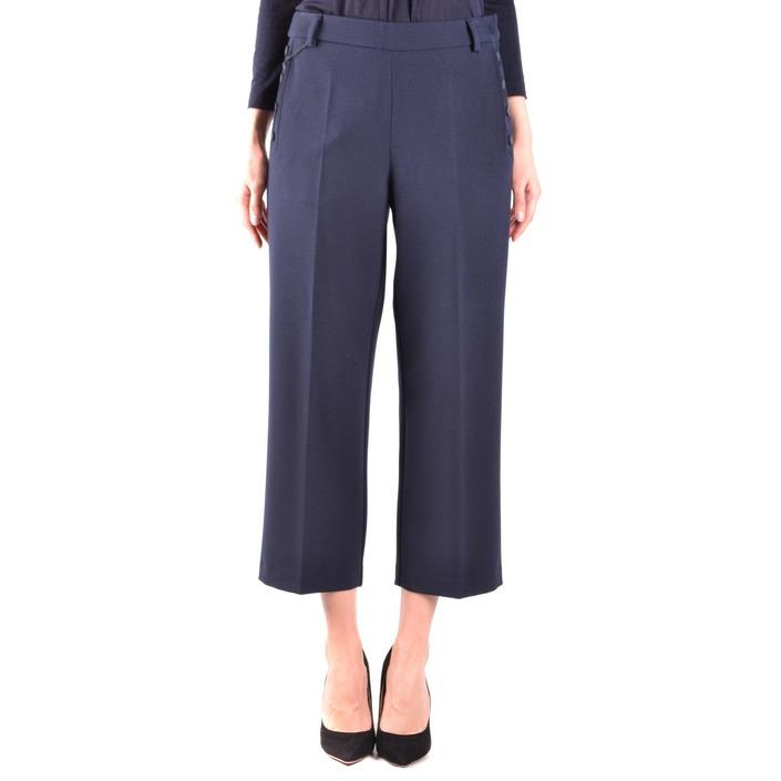 Armani Jeans Women's Trouser Blue 186802 - blue 40