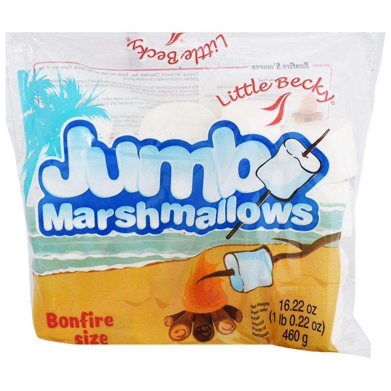 """Marshmallows """"Jumbo"""" 460g - 67% rabatt"""