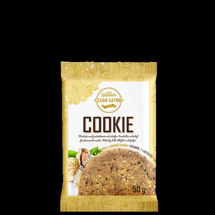 Cookie Hirs och Jordnötssmör, 50 g