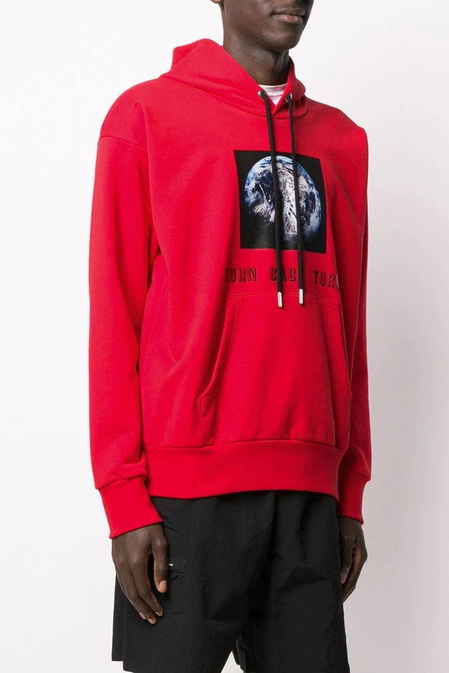 Diesel Men's Sweatshirt Various Colours 294153 - red L
