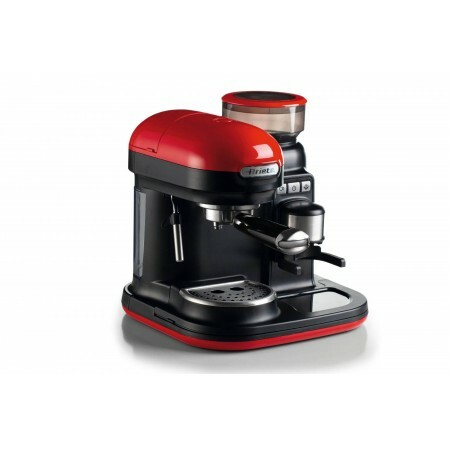 Ariete Moderna 1318 Espressomaskin - Röd