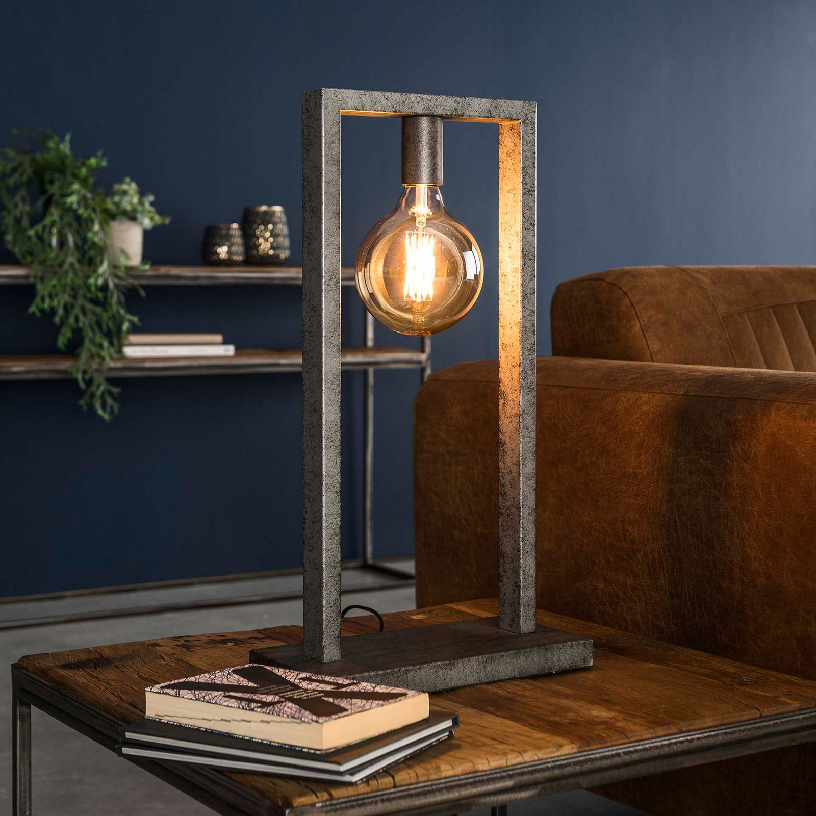 Bordlampe Portalight, høyde 55 cm