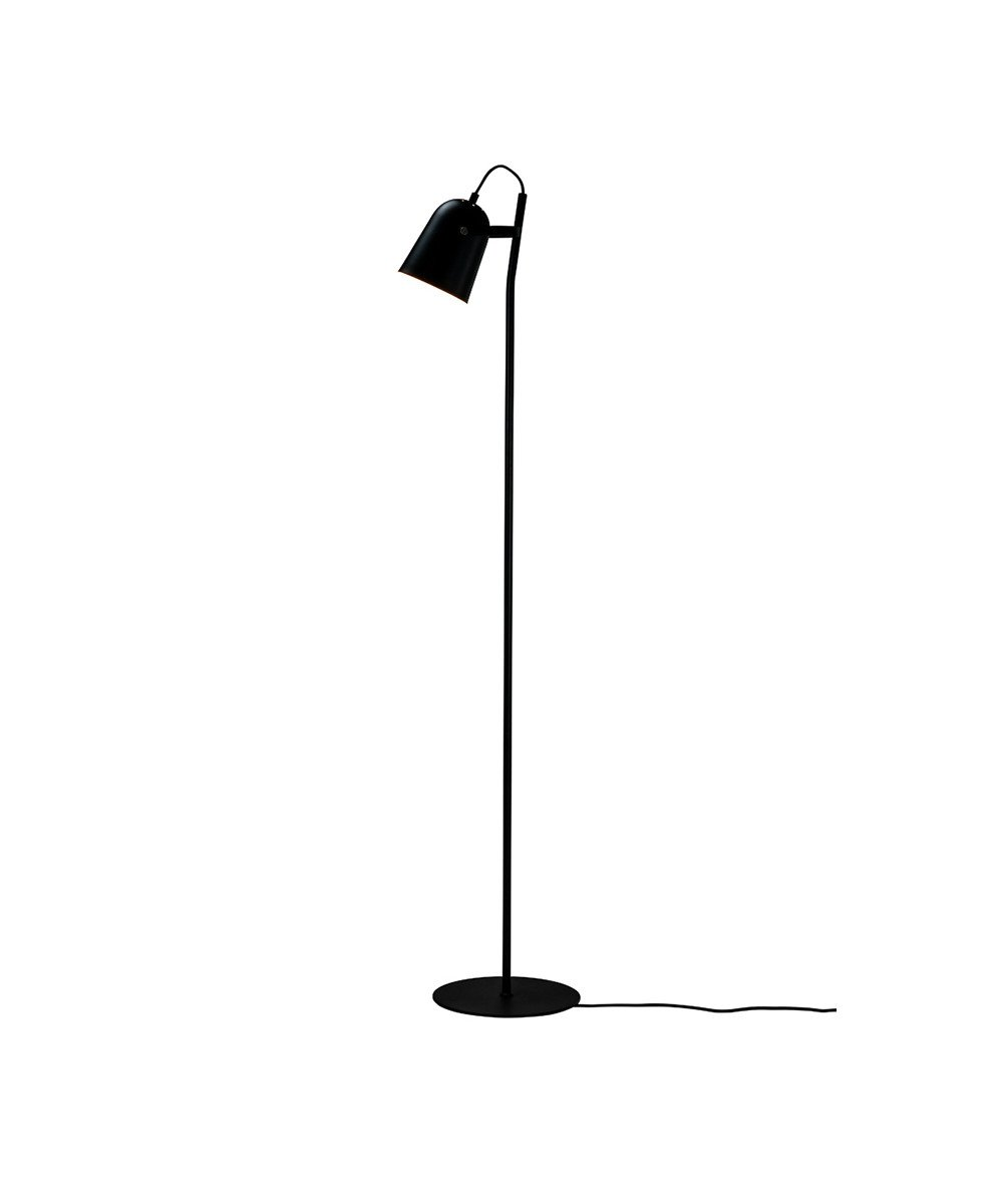 Dyberg Larsen - Oslo Floor Lamp - Matt Black (7101)