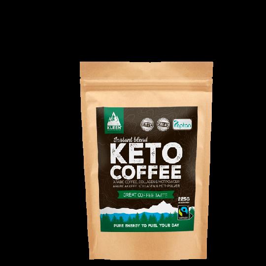 KLEEN Keto Coffee, 225 g
