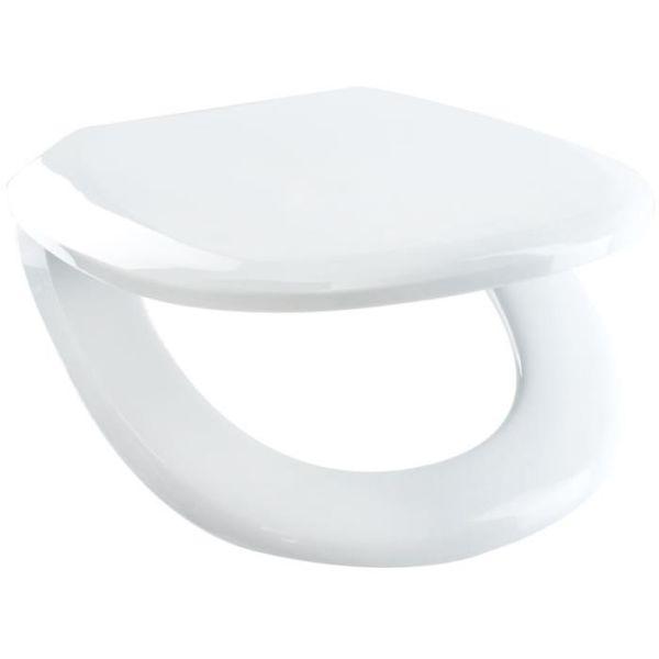 Arrow Rubinett Toalettsete hvit, universal