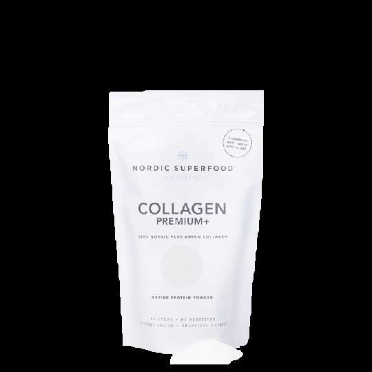 Collagen Premium+ proteinpulver, 175 g