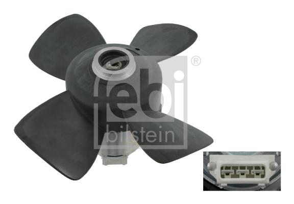 Tuuletin (moottorijäähdytys) FEBI BILSTEIN 06995