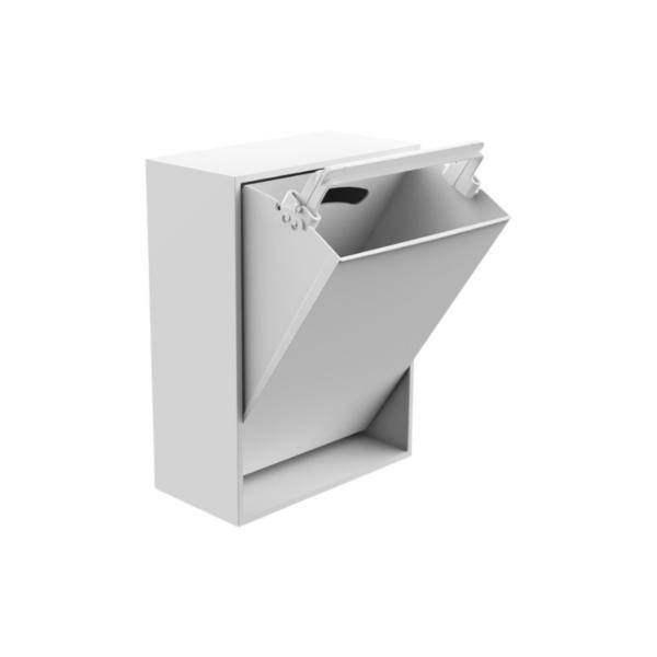 ReCollector - Recycling Box - Brilliant White