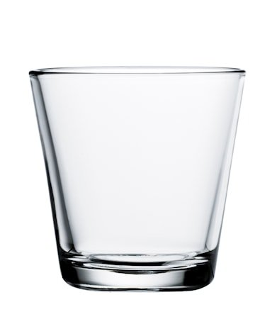 Kartio Glass Klar 21 cl 2-pakk