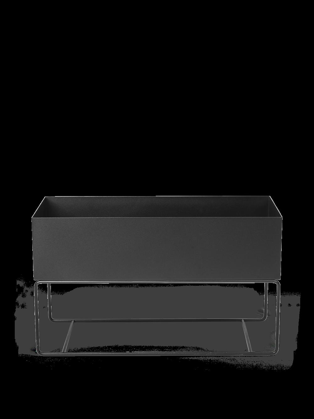 Ferm Living - Plant Box Large - Black (110110101)