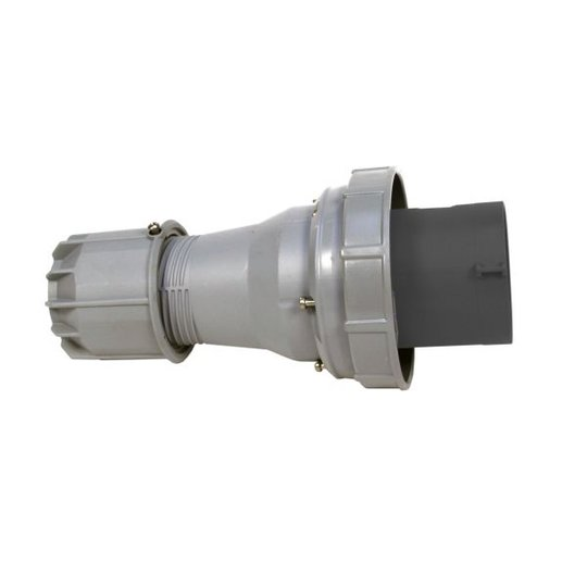 Garo PV 463-7 S Pistotulppa IP67, 5-napainen 63A 500 V, musta, 7 h