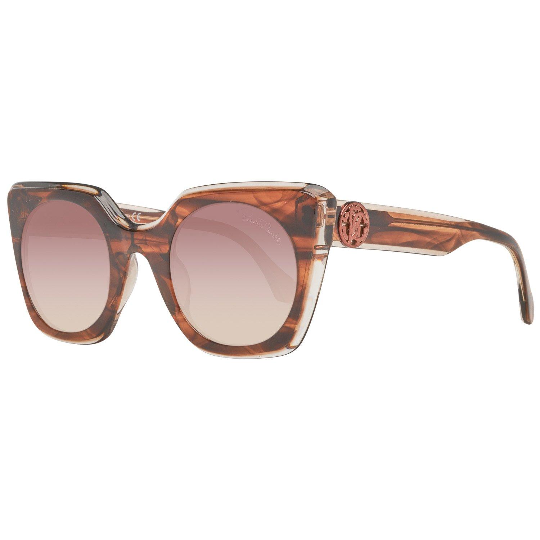 Roberto Cavalli Women's Sunglasses Brown RC1068 4856G