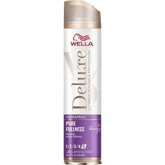 Wella Deluxe Pure Fullness, 250 ml Wella Styling Muotoilutuotteet