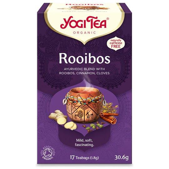 Yogi Tea Rooibos, 17 påsar