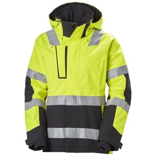 Helly Hansen Workwear Luna Takki keltainen, huomioväri XS