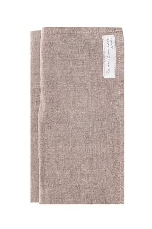 Servett Sunshine natural 45x45 4-pack